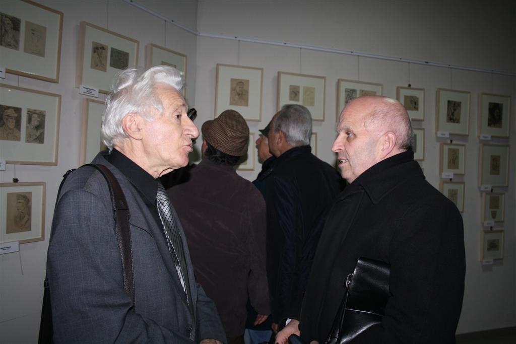 """Областният управител инж. Ранов присъства на откриването на изложбата """"Пробиви в стената"""""""