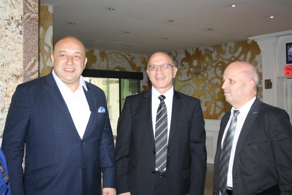 Областният управител инж. Ранов присъства на среща за инвестициите на бизнеса в спорта