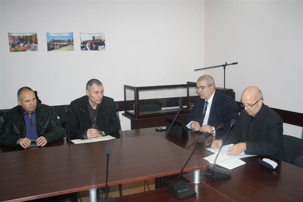 Информация за обстановката в област Стара Загора към 8:00 ч. на 5 декември