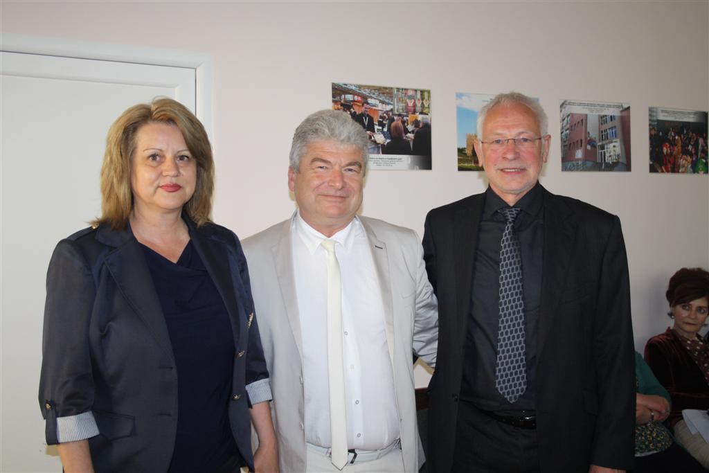 Зам. областният управител Мариана Кръстева участва в конференция по проект за деца с ментални проблеми