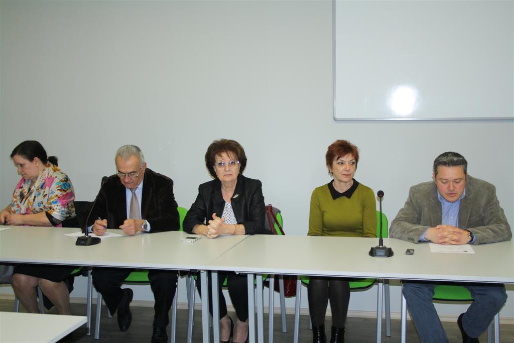 Областният управител проф. Веска Шошева участва в дискусия за нуждите на бизнеса от квалифицирана работна ръка