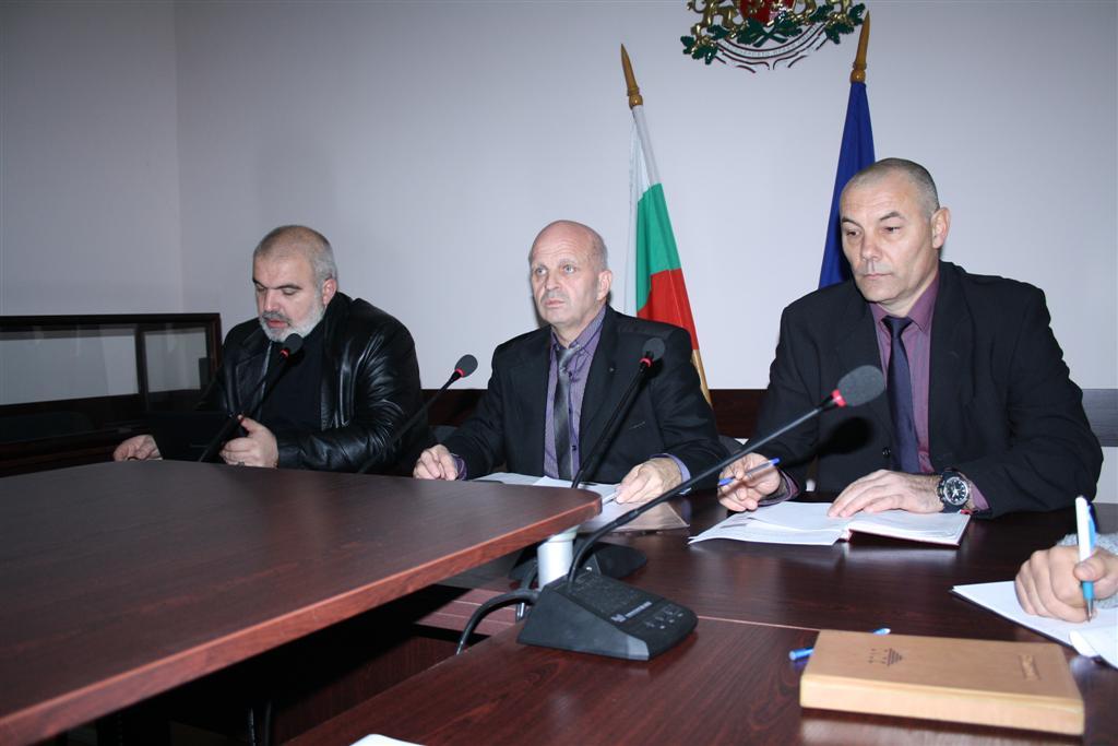 В Областна администрация се състоя работна среща за доброволните формирования