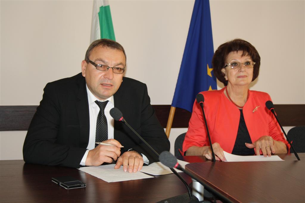В Областна администрация се проведе заседание на Междуведомствената комисия за проверка на водните обекти