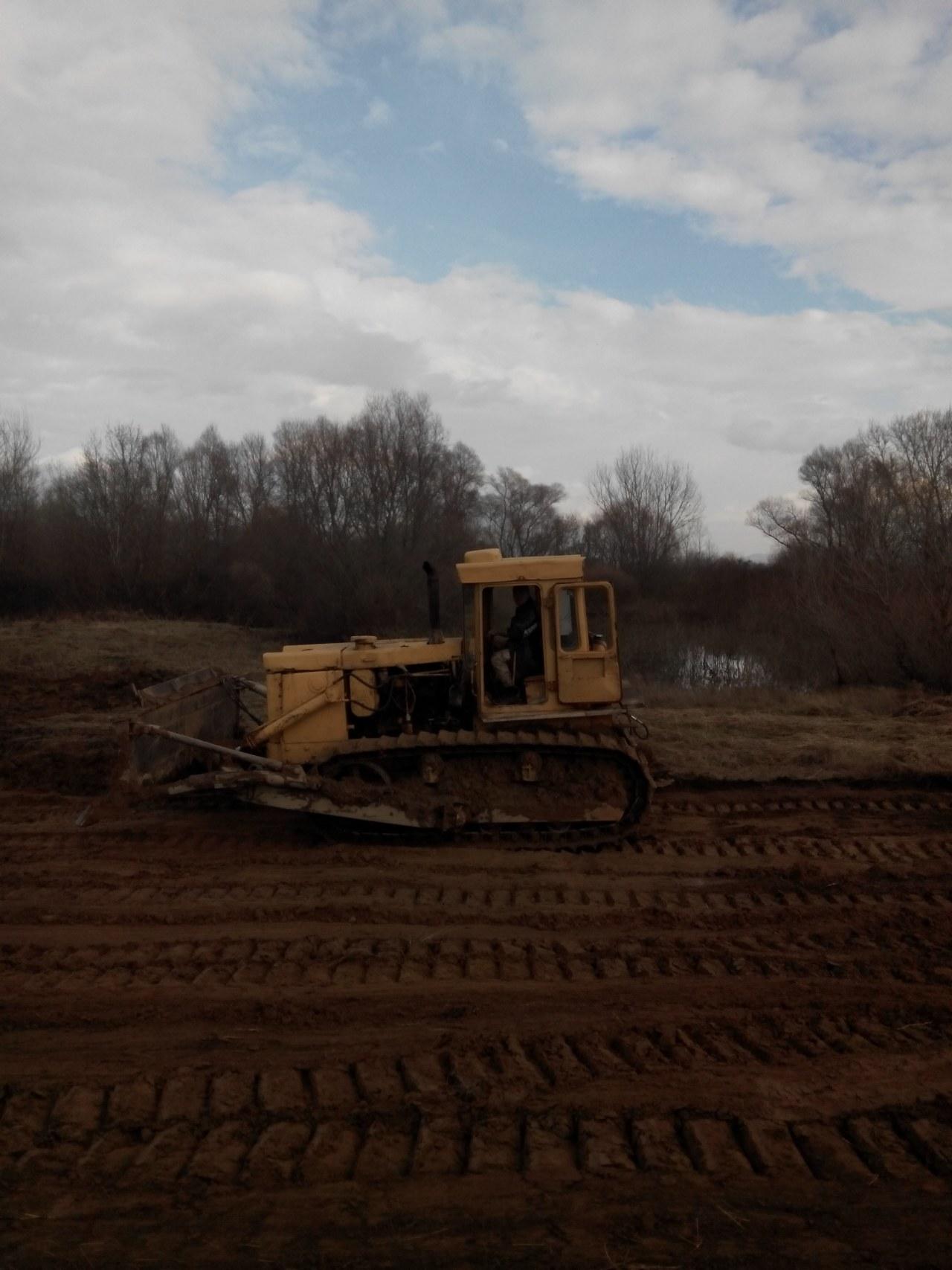 Отмениха бедственото положение в Раднево, продължава изграждането на дига в близост до с. Нова махала
