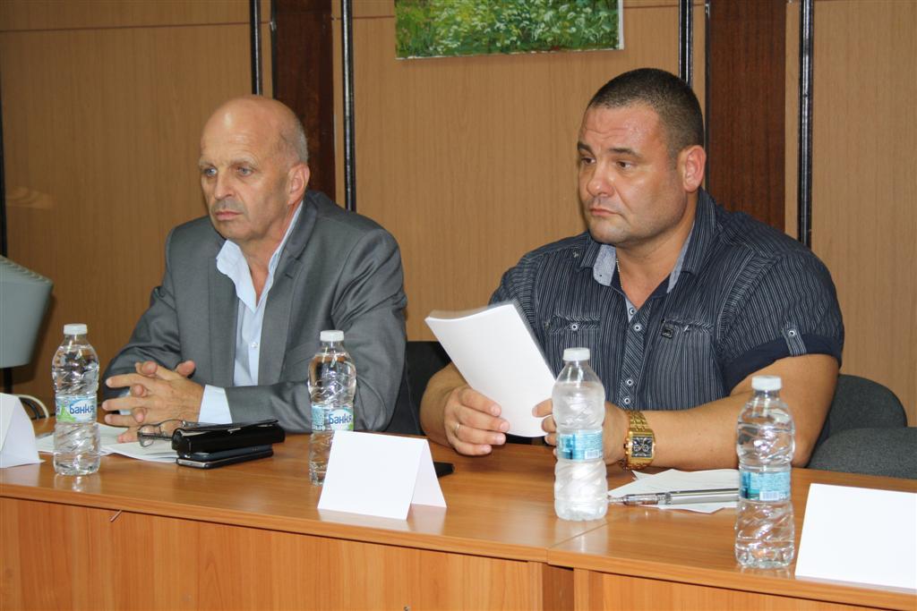 Областният управител инж. Георги Ранов присъства на заседанието на Общинския съвет в Мъглиж